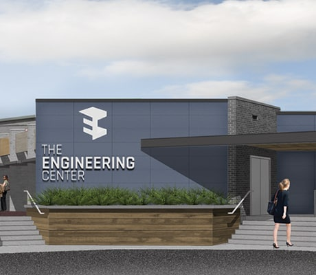 Engineering Center to Undergo Renovation