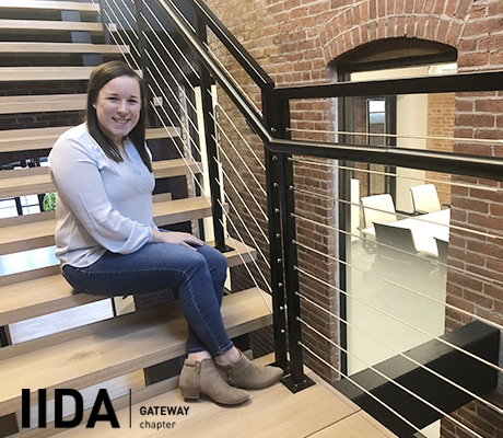 Courtney Padgitt – IIDA Gateway Chapter President-Elect