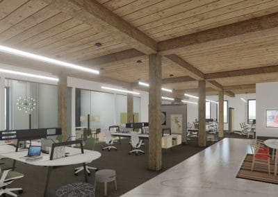 Rendering 4 - Open Office