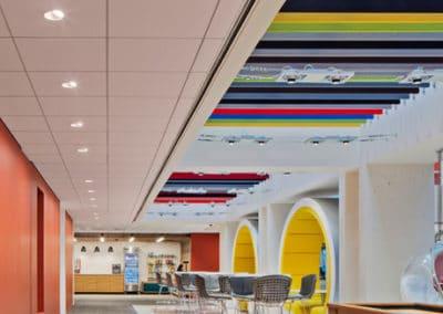 Global Technology Company East Atrium