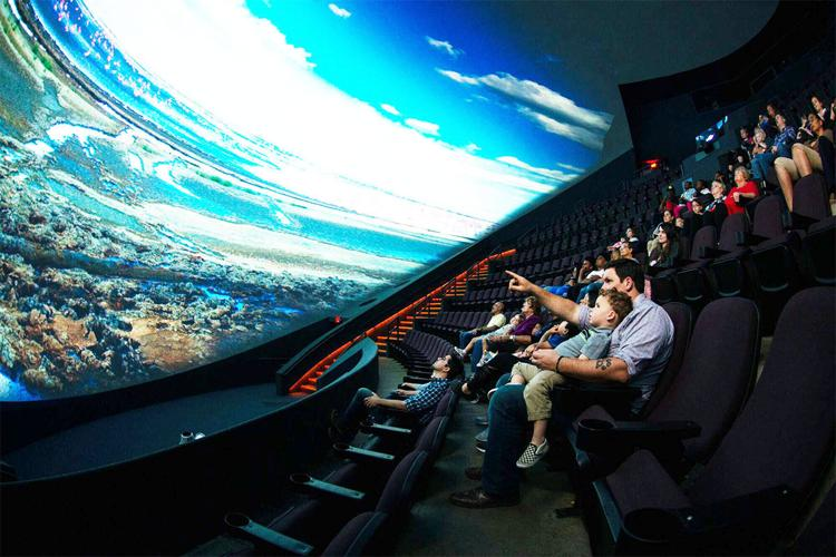 St. Louis Science Center OMNIMAX Theater Renovation