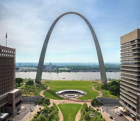 The Gateway Arch Universal Design
