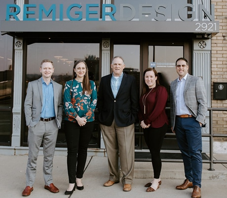 Ownership Transition at Remiger Design